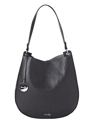 Shopper 2-tlg. mit abnehmbaren Taschenherz-Anhänger 2-teilig