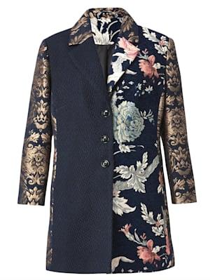 Robe manteau van hoogwaardig materiaal