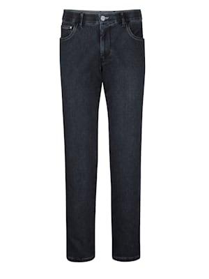 Jeans met warme binnenkant