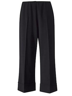 Jupe-culotte avec pince à la taille