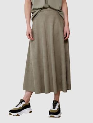 Sukňa v Suede kvalite
