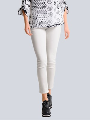 Jeans mit Push-up Funktion