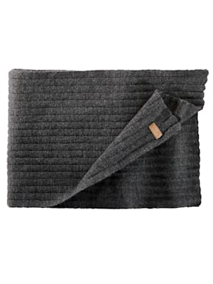 Écharpe en laine en pure laine mérinos