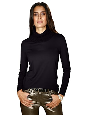 Shirt met col
