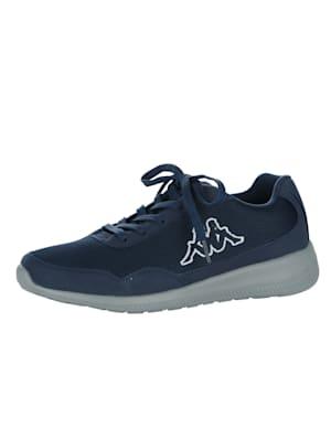 Sneaker in Mesh-Optik