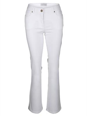 Jean boot cut de style 5 poches