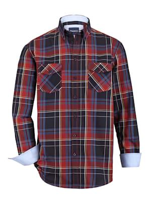Chemise avec 2 poches à rabat