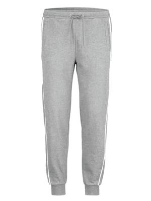 Pantalon de loisirs en matière chinée