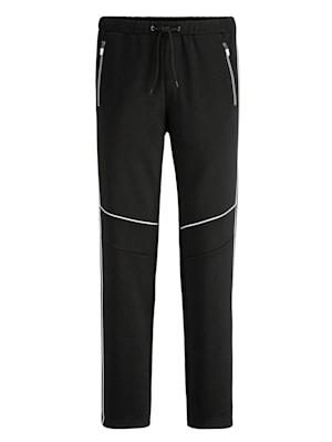 Pantalon de survêtement en matière facile d'entretien