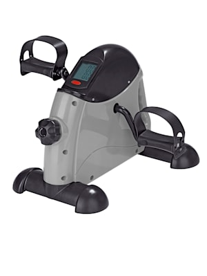 Mini pédalier/Idéal pour faire du sport à la maison ou au bureau/ Résistance réglable sans palier