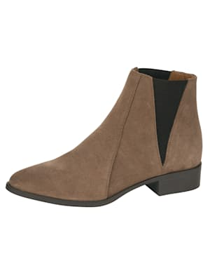 Chelsea Boot in spitzer Silhouette