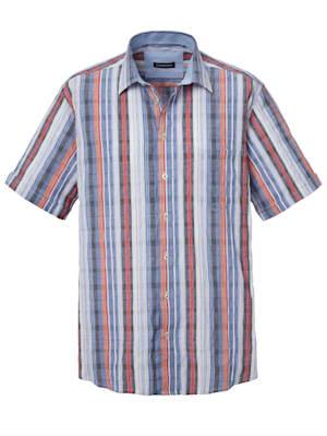 Overhemd van seersucker