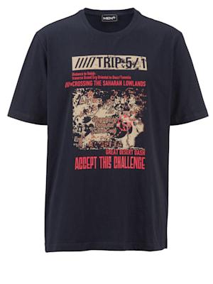 T-shirt en pur coton