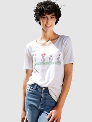 Shirt mit schönem Druck