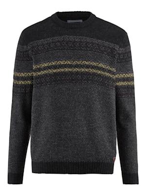 Pullover mit Schurwolle