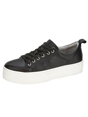 Sneakers à plateau au look très tendance