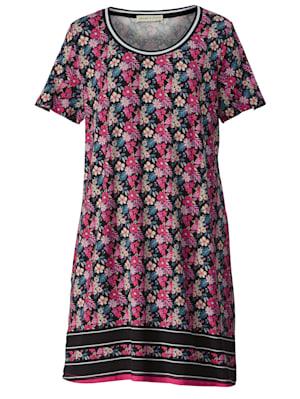 Jerseykleid in leicht ausgestellter Form