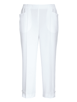 Pantalon 7/8 de coupe confortable
