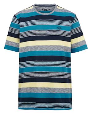 T-shirt met streeppatroon