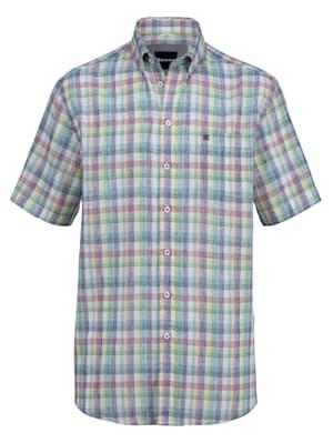 Hemd in sommerlicher Qualität