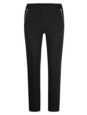 Pantalon en matière stretch confortable