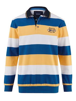 Sweat-shirt d'esprit maritime