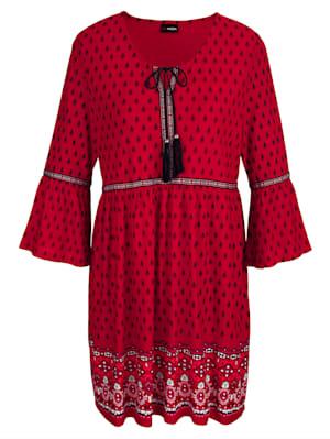 Tunique de style ethnique