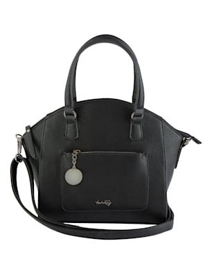 Handväska med hänge