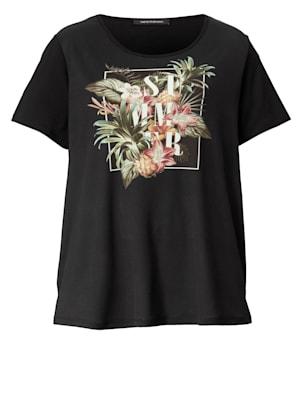 Shirt mit floralem Druck
