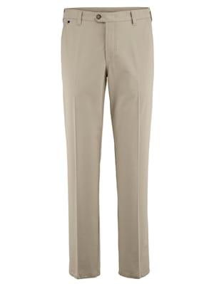 Pantalon en coton SUPIMA