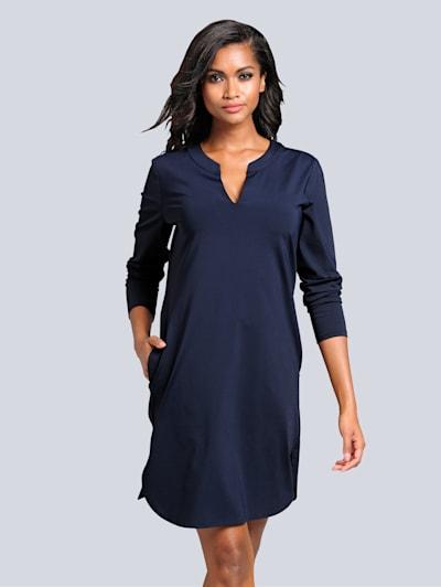 Blaue Kleider Online Kaufen Alba Moda Online Shop