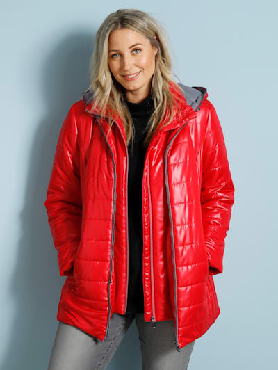 Damen Jacken & Mäntel in großen Größen kaufen | MIAMODA