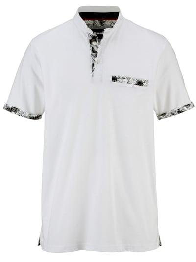 BABISTA Poloshirt langarm modisch ohne muster regular normal leicht elastisch
