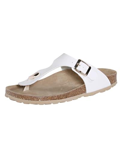 Teenslippers en sandalen online kopen bij WENZ