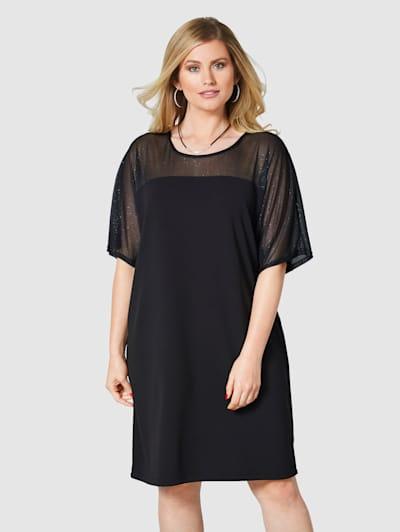 snygg klänning större storlek