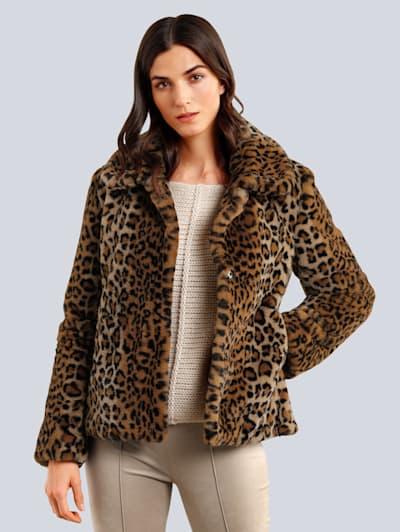 Braune Jacken für Damen online kaufen | ALBA MODA Online Shop