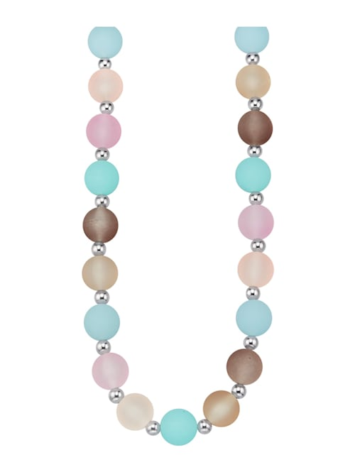 Halskette pastell