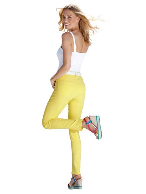 Jeans in elastischer Qualität