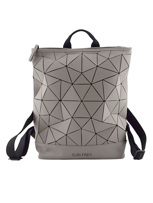 Rucksack mit grafischem Muster