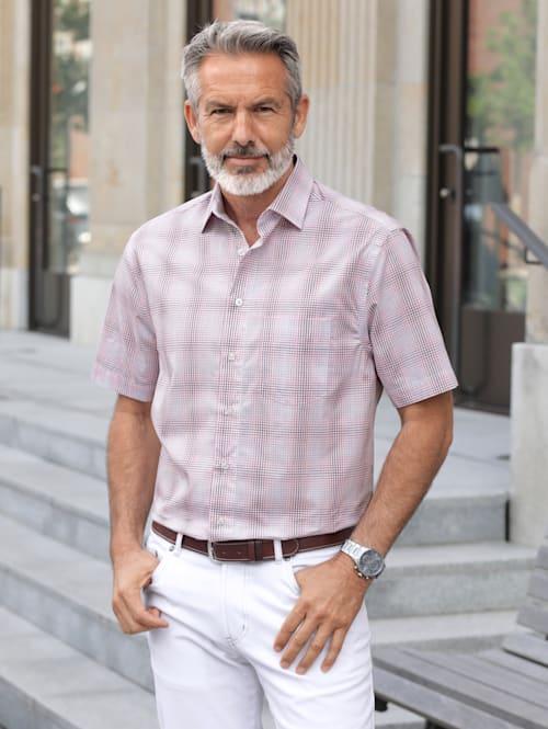 Košile ve kvalitě se snadným žehlením
