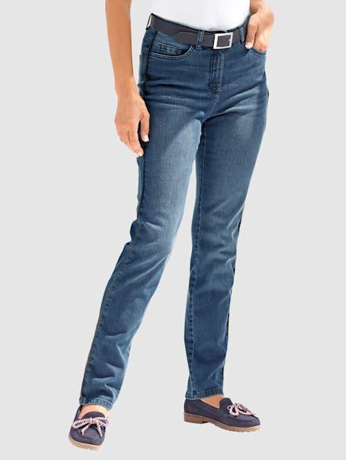 Jeans in Paola Slim model