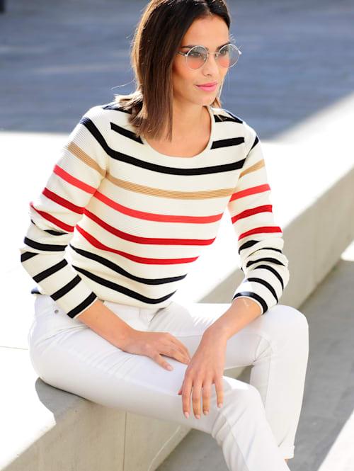 Pullover aus schöner Pima Baumwolle