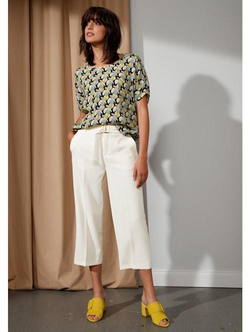 Pantolette mit Zierriemchen