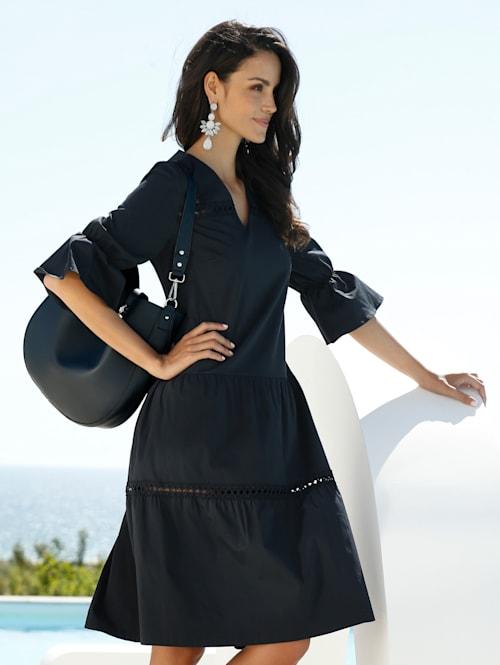 Handbag with an additional shoulder bag 2-piece