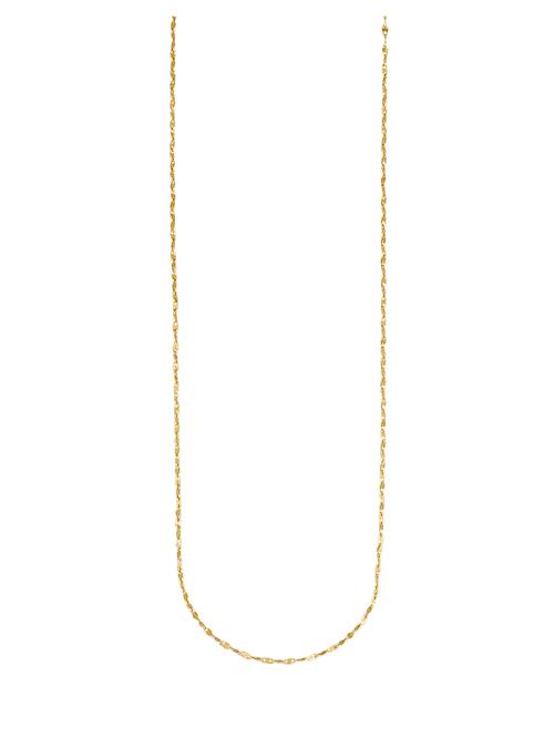 Ankerkette in Gelbgold 585