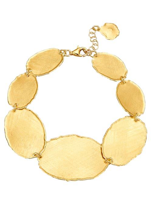 Armband in Silber 925, vergoldet