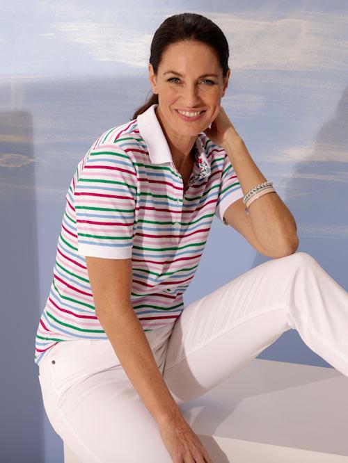 Poloshirt van comfortabel piquémateriaal