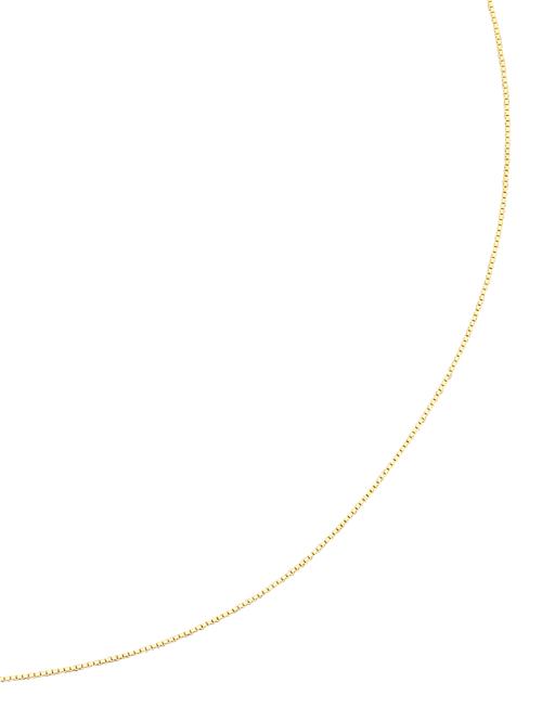 Venezianerkette in Gelbgold
