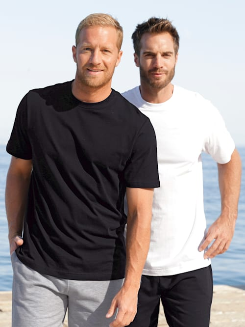 T-Shirts im Doppelpack