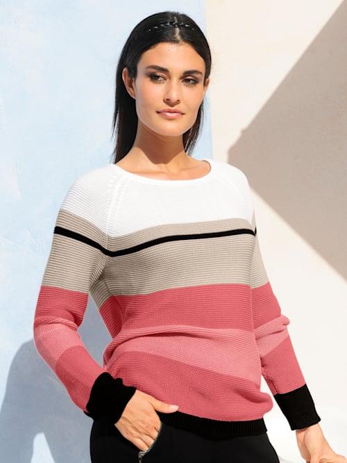 Pullover aus hochwertiger Pima Cotton Qualität
